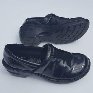 b.o.c. | Born Concept Black Patent Shoes Size 6.5